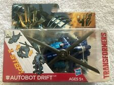 Transformers Age of Extinction Autobot Drift One Step  Helicopter 2014 (008)