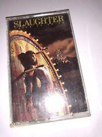 Slaughter Stick It to Ya Audio Cassette Tape 1990 Chrysalis records Eye to Eye