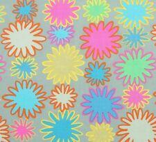 Rowan Kaffe Fassett Uzbekistan PWGP136 Grey Contemporary Cotton Fabric BTY