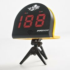 HockeyShot Shooting Speed Radar Gun! MPH Hockey Shot Clock Training Aid