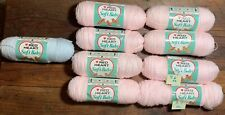 Red Heart Soft Baby Pompadour Yarn * 2 Colors To Pick From *Sold Per Skein