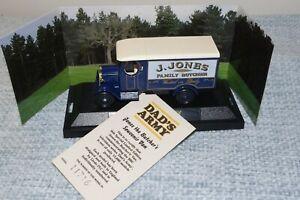 Lledo 1996 Limited Edition Dad's Army Jones The Butcher Souvenir Van