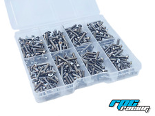Traxxas Revo 3.3 Kit De Tornillo De Acero Inoxidable