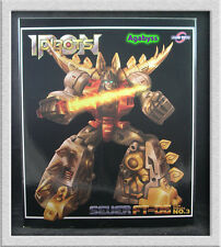 Transformers G1 Masterpiece Dinobot Snarl Fans Toys FT-06 Sever Reissue in USA!
