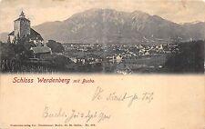 BC60402 Schloss Werdenberg mit Buchs