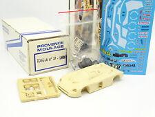 Provence Moulage Kit à Monter 1/43 - Toyota 87C Le Mans 1988 N°37