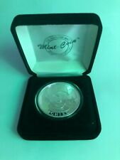 Highland Mint, Ichiro 2001 Seattle Mariners - One Troy Oz.999 Fine Silver