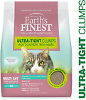 Four Paws Earth  S Finest Cat Litter, Premium Clumping, Lightweight