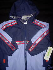 NWT Carter Spring/Summer Jacket Navy 24M NEW *FLAW*