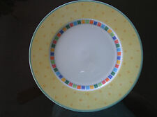Villeroy & Boch Twist -  Alea Limone, Dinner Plate NWT