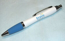 Eraxis Heavy Metal Drug Rep Pen Sexy Curved Shape Weighted Comfortable Ballpoint