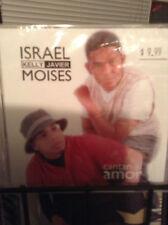 Cantan Al Amor - Israel y Moises - CD