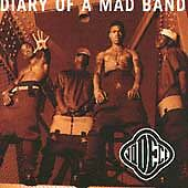 Diary Of A Mad Band - Jodeci (CD 1993)