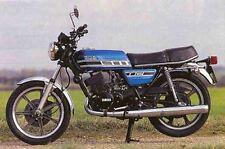 Yamaha Two-Stroke Twins R5 RD250 RD350 RD 400 Daytona YD-1 TD-1 & More !