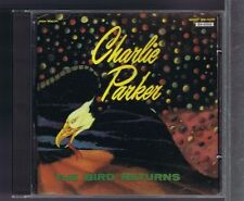 CD CHARLIE PARKER BIRD RETURNS