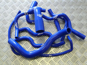 Roose Mondeo MK1&2 1.6/1.8/2.0 Zetec Coolant & Ancillary Silicone Hose Kit