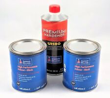 Fondo nero Sherwin Williams primer 2 lt + catalizzatore UH80 ( new 1080 ) 1 lt
