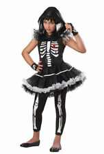 Girls Skeletons And Zombies Costumes
