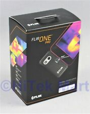 FLIR ONE Pro Pro-Grade Thermal Camera for iPhone MSX, 160x120 Resolution SEALED