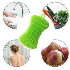 Hand Scouring Pad Kitchen Cleaning High Quality Useful Eco-Friendly Scrubber bar