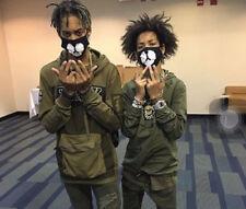 Ayo and Teo Face Mask Panda Bape Bathing Lucky Bear Mouth Mask New Fashion