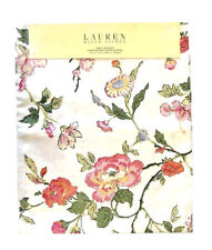 Ralph Lauren White Floral Caroline New Designer Table Runner 15 x 72 100% Cotton