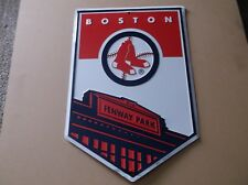 "Boston Red Sox ""Fenway Park"" Sign 2011"