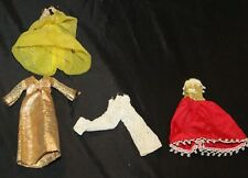Vintage Topper Dawn Doll Clothing Lot Gowns Dresses Pants
