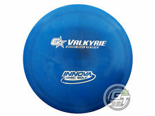New Innova Gstar Valkyrie 175g Blue Holo Star Foil Distance Driver Golf Disc
