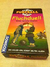 ++ KULT ++ KOSMOS VERLAG - DIE WILDEN FUSSBALL KERLE - FLUCHDUELL ++ MEGA ++