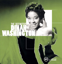 "DINAH WASHINGTON ""The Definitive Dinah Washington"" (CD 2002) Verve **EXCELLENT**"