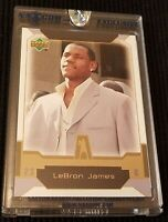 NEW! LeBron James 2004 Upper Deck NAXCOM Exclusive UNCIRCULATED Cavaliers ROOKIE