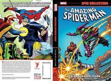 Amazing Spider-Man Epic Collection: The Goblin's Last Stand von Gerry Conway, Stan Lee, John Romita und Gil Kane (2017, Taschenbuch)