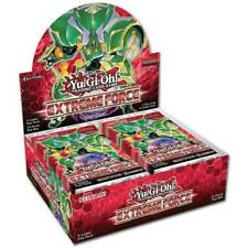 YU-GI-OH - Extreme Force Display - Deutsch 24 Booster OVP