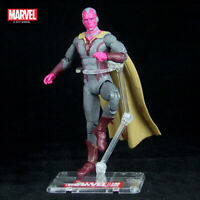 """Vision Marvel Legends Avengers Comic Heroes 7"""" Action Figure ZD Toy Kids Collect"""