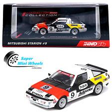 """Inno64 1:64 Mitsubishi Starion #9 """"Ralliart Australia"""" 2020 Macau Gp Collection"""