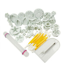 46 in 1 Baking Molding Kit Sugarcraft Making Mould for Cookie Cake Decoration