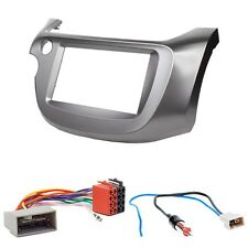 CARAV 11-118-029-002 Car Radio Fascia Panel for  HONDA Fit, Jazz 2008-2013