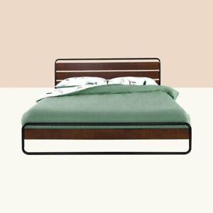 Glennon Platform Bed - Double