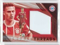 2018-19 Joshua Kimmich /35 Patch Panini Treble Threads