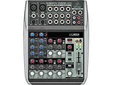BEHRINGER Q1002USB MIXER 10 INPUT CON USB SENZA EFFETTI PER VOCE