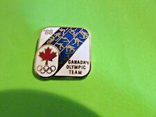 1988 Calgary Canada's Olympic Team Pin