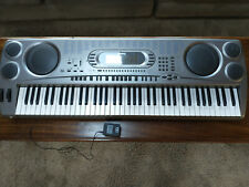 Casio WK-1630 76-Note Touch-Sensitive Portable Electronic Keyboard