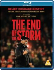 Liverpool FC End of The Storm Blu-ray LFC Official