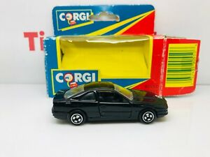 CORGI BMW 850 I 90550 BLACK OPENING DOORS MINT IN BOX