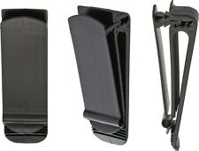 """ITW ITW610B Belt Clip Black 2.25"""" Overall Fits 1.5"""" Belts"""