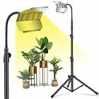 LED Grow Light with Stand Lights Indoor Plants Growing Lamp 48W Dimmable Adjust picture