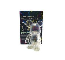 Toy2r 7 inch QEE Transparent BEAR NEW IN BOX