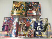 Kikai Sentai Zenkaiger Change Heroes ZENKAISER Action Figure 5 set Bandai FedEx