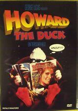 Howard The Duck - Ein tierischer Held *  Kult  DVD *  Mega Hit * ein Muss ......